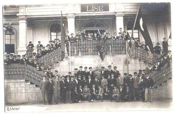 Kastamonu 1931 (Şimdiki Rektörlük)