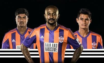 FC Pune City 2015/16 adidas Home and Away Kits