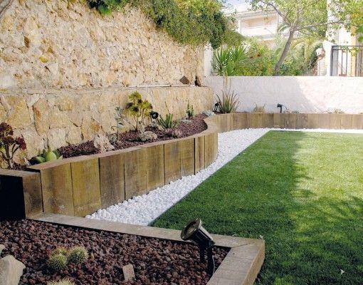 1000 images about travesses de fusta on pinterest - Jardi pond terrassa ...