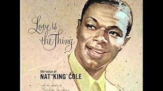 nat king cole en español noche de ronda - YouTube