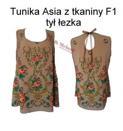"""Tunika """"Asia"""" 44-58"""