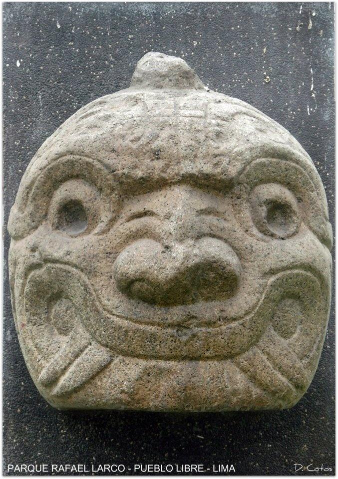 Cabeza Clava De La Cultura Chav 237 N R 233 Plica En Pueblo
