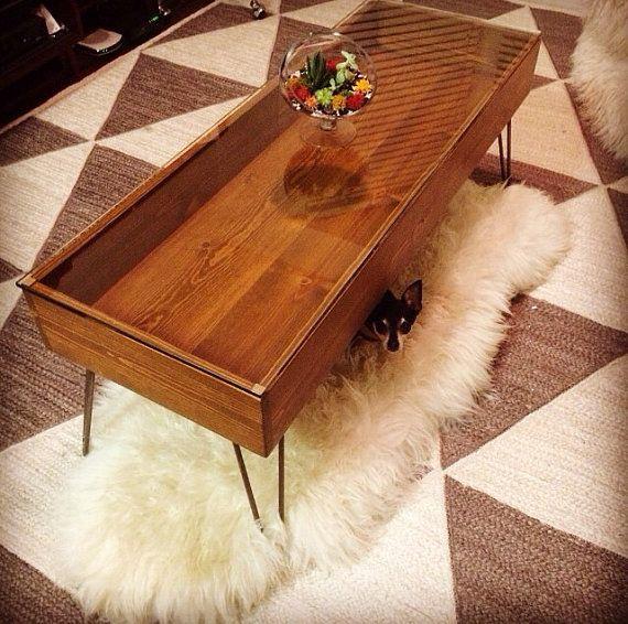 best 25+ hairpin leg coffee table ideas on pinterest | diy metal