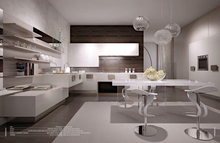 13 best SCIC cucine images on Pinterest | Contemporary unit ...
