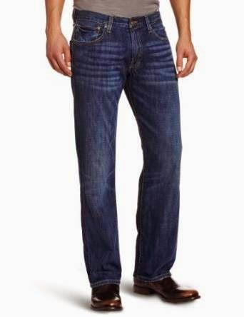 Lucky Brand Men's 221 Original Straight-Leg Jean In Medium Temescal - Store Online for Your Live and Style