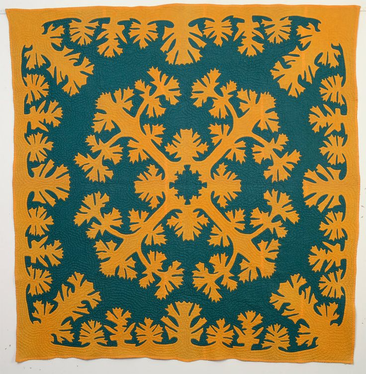 jungalow of follow this style backside and also didn back bougainvillea hawaiian in t same shows preserved the how clearly maui i pattern more quilt where contour quilting