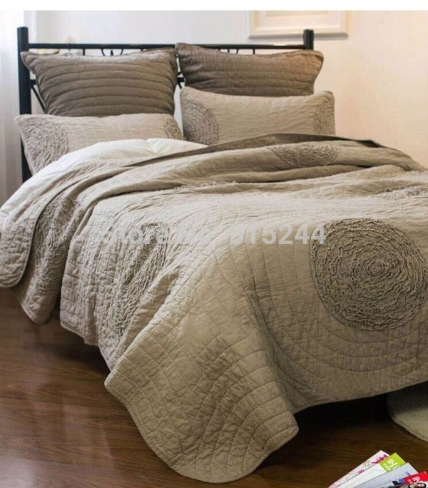 Find More Information about 100  cotton water wash quilting quilts grey  handmade bedcover applique bedspread. 235 best Cotton quilting  patchwork quilts  bedspread images on
