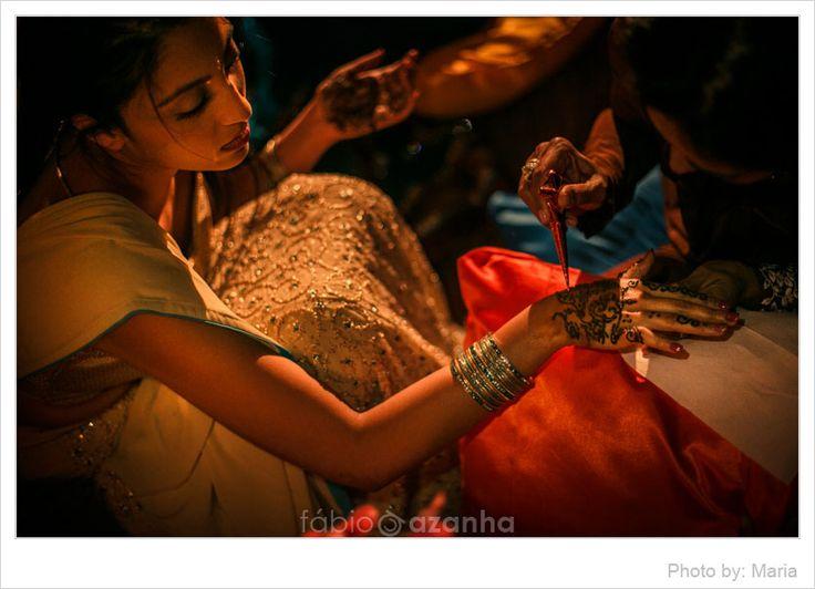 Mehndi indian wedding photography portugal
