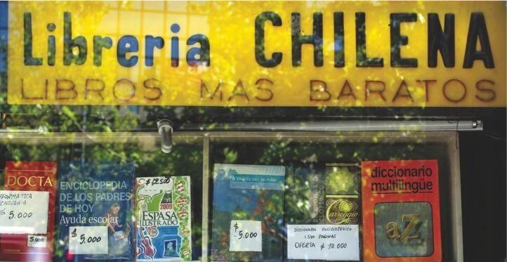 Librería Chilena