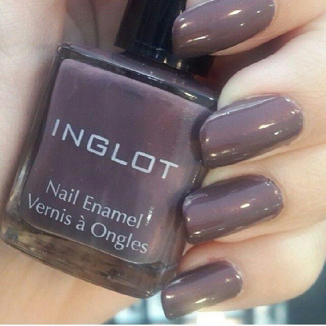 9 best Inglot Nail Polish Swatches images on Pinterest | Enamels ...