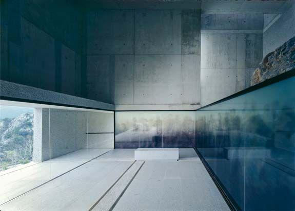 The Sanctuary of Arantzazu http://www.morfae.com/the-sanctuary-of-arantzazu/ #architecture #concrete #modern #renovation