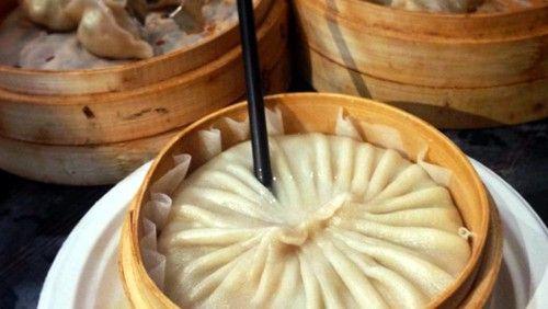 Wouw! Dalam 15 Menit 25 Xiao Long Bao Jumbo Ludes Dibeli Konsumen. The Drunken Dumpling yang berada di kawasan East Village, Manhattan, New York