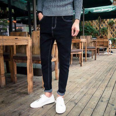 Skinny Jeans Men Jeans Homme Men Casual Straight Jean For Men Male Denim Pants Joggers pantalones vaqueros hombre Plus Size