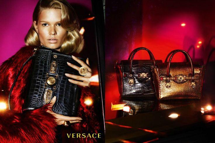La nuova collezione di borse Versace è ricca di modelli sgargianti, ideati appositamente per la donna moderna, sensuale e sofisticata che non teme di osare. http://www.stilemagazine.it/borse-versace-autunnoinverno-2014-15/