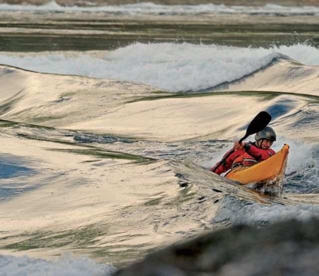 Survival Skills: what to do when your kayaking trip goes bad.