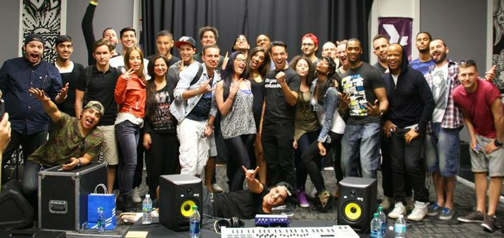 This group of talented producers and vocalists showed Laidback Luke what they can do at the Next Era & Mix Mash records writers camp in Miami!