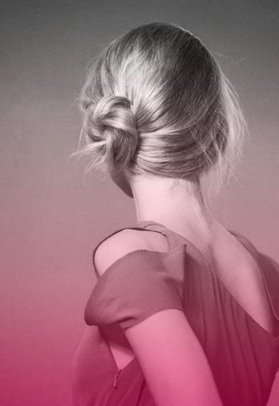 For The Weekend, Create A Side Bun #StyleNoted