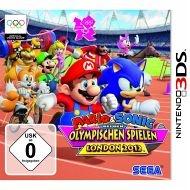 Mario & Sonic bei den Olympischen Spielen: London 2012 (Nintendo 3DS Game)