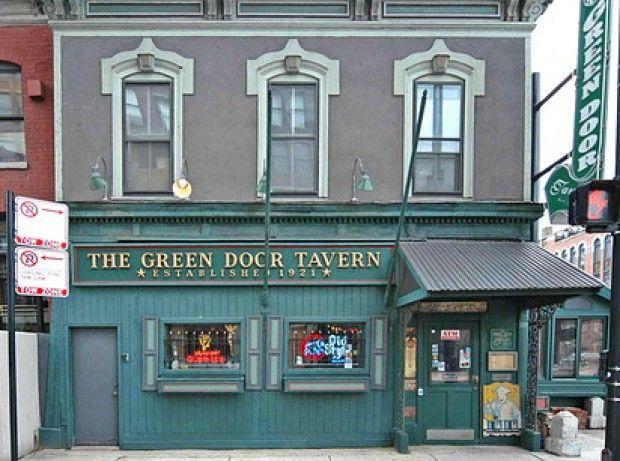 The Green Door Tavern Inn (1921), #Chicago #USA
