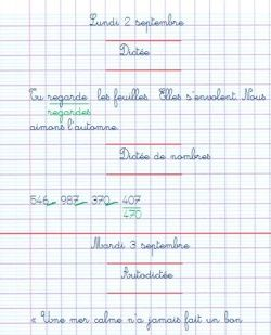 Tuto pour faire son propre modèle de présentation de cahier ou classeur (blog charivarialecole.fr)