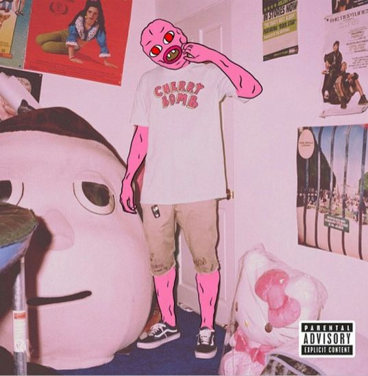 Tyler, the Creator 'CHERRY BOMB'