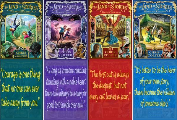the land of stories book 1 pdf