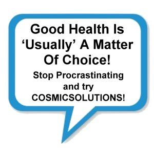 COSMICSOLUTIONS operates more so as a community service in providing advise on alternative methods to achieving Healthy Lifestyle Habits, IT Empowerment, IT Network Security & Design. #cosmicsolutions http://www.cosmicsolutions.org/