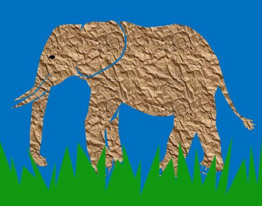 Meer dan 1000 idee n over olifant knutselen op pinterest knutselen gehaakte olifant en - Trophy olifant kartonnen ...