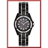 Bulova 98R122 Ladies Diamond Black IP Watch  #Whatches