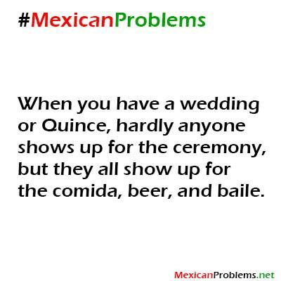 Mexican Problem #3051 - Mexican Problems
