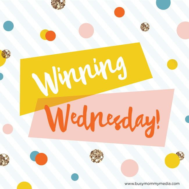 #WinningWednesday: The Mathematical Certainty of having a Successful Day! – Stephanie Daily