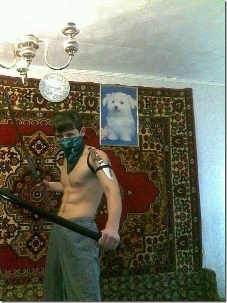 ??? | 29 Completely Unexplainable Russian Dating Site Pictures