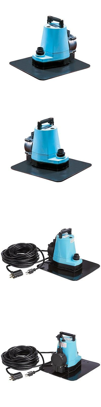 Pool Pumps 181485: Little Giant 5-Apcp 1 6 Hp 115V 60Hz Automatic Safeguards Pool Cover Pump 505600 -> BUY IT NOW ONLY: $141.99 on eBay!