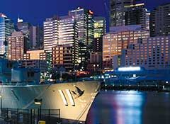 The Australian National Maritime Museum is Australia's national centre for maritime collections, exhibitions, research and archaeology.