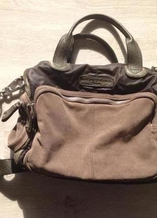 Kaufe meinen Artikel bei #Kleiderkreisel http://www.kleiderkreisel.de/damentaschen/handtaschen/124493070-liebeskind-tasche-grun-braun
