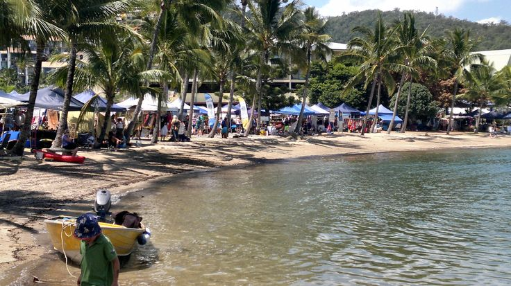 Airlie Beach Community Markets District 201Q2 Club Projects