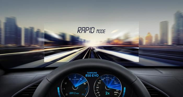 Improved RAPID mode