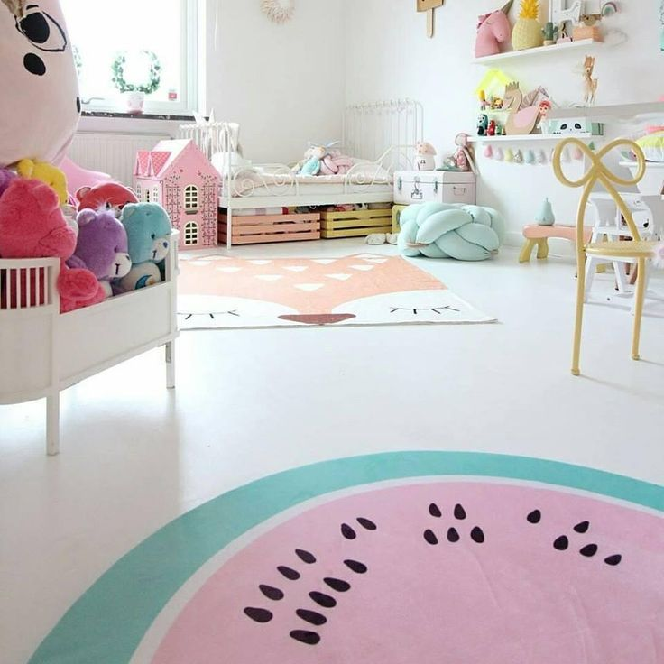 Rug & Playmat for children and babies by Kids Boetiek - Watermelon