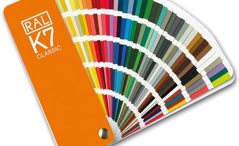 Ral Farbtone Ral Zeitschriftenhalter Und Ral Farbtone