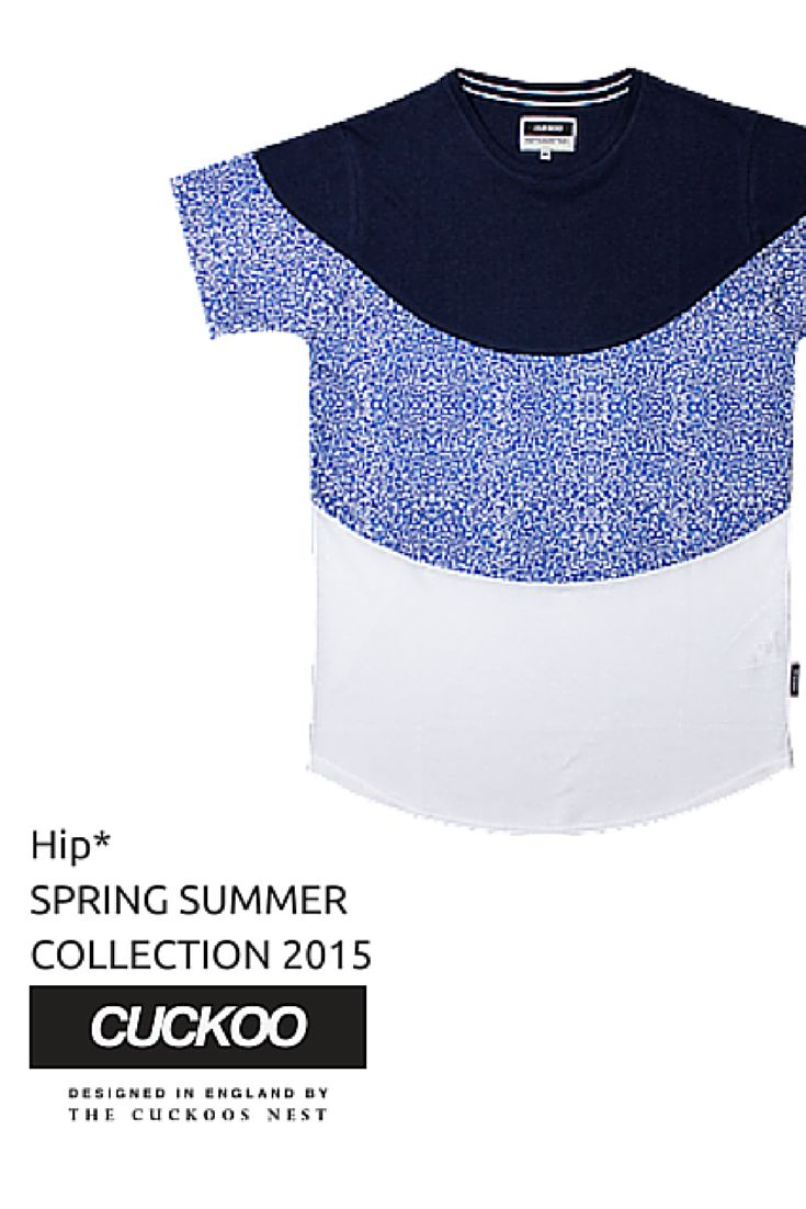 Men's T-Shirts - Orinoco Bib Blue #Hip #Hipyourtshirts #Hipyourstyle #Tshirts #Sweatshirts #Thecuckoosnest #Cuckoo #Cuckoos #SS_15 #New #Collection #Spring #Summer #Mens #Fashion #Style #Art
