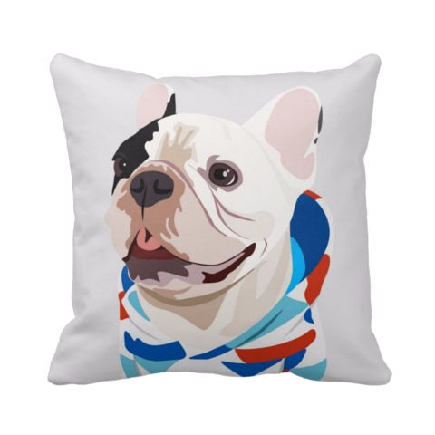 Custom Squishy Pillows : 437 best images about French and English Bulldogs on Pinterest Bulldog puppies, French and ...