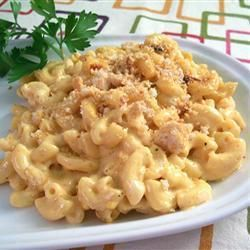 Cheesiest and Easiest Macaroni and Cheese @ allrecipes.co.uk