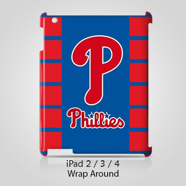 Philadelphia Phillies iPad 2 3 4 Case Cover
