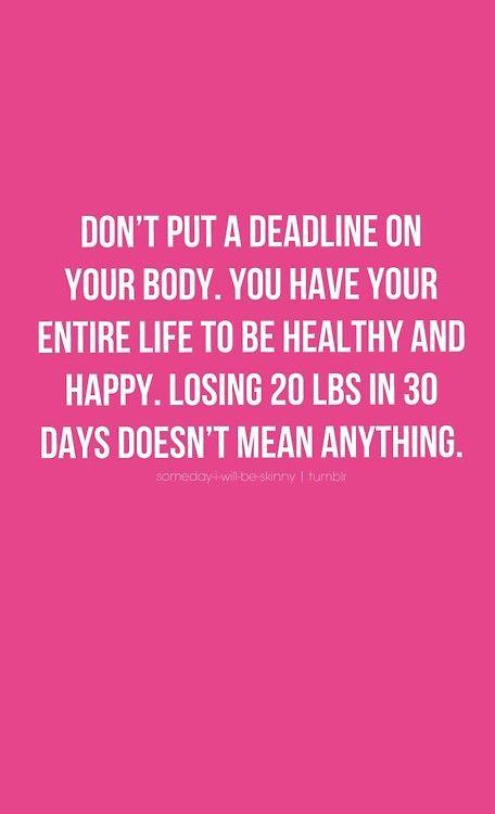 no deadlines, just lifetimes!