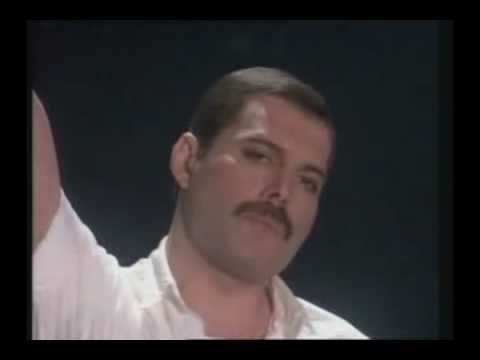 Freddie Mercury - In My Defence - New Video   This is a music video I made, similar to the real music video, but with some audio clips every now and then.  It took quite long to find good clips and edit them together, so I hope you like it!