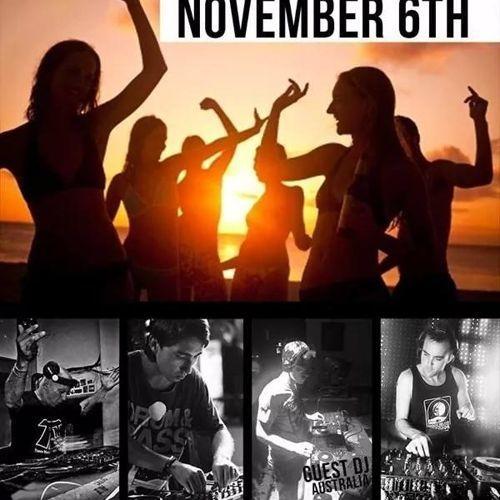 Elton Smith Presents Live @ 125 November 2014 - November Full Moon Party. by Elton Smith on SoundCloud