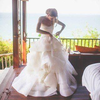 Свадебные платья Vera Wang / Вера Вонг