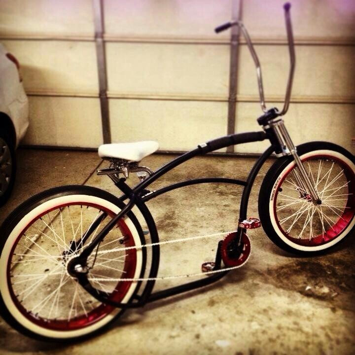 Custom Bicycles/Cruisers & Trikes
