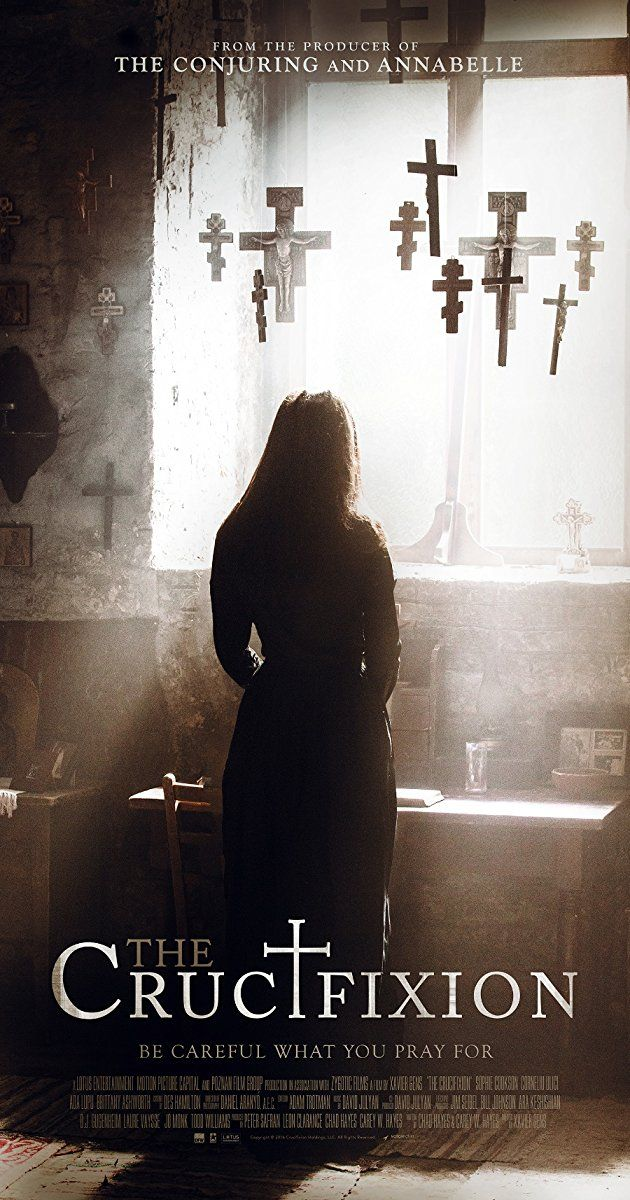 Directed by Xavier Gens.  With Sophie Cookson, Corneliu Ulici, Brittany Ashworth, Matthew Zajac. When Nicole comes in contact with Father Anton (Corneliu Ulici) more and more inexplicable events occur. The pair begin to believe that the priest lost the battle with a demon.