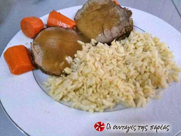 Easy roast beef #cooklikegreeks #roastbeef